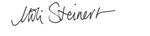 Moli Steinert signature